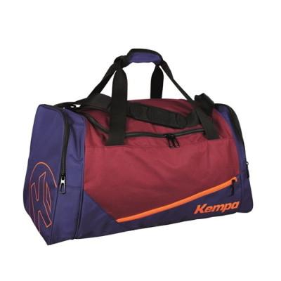 ケンパ スポーツバッグ Mサイズ 50L ディープレッド/ディープブルー