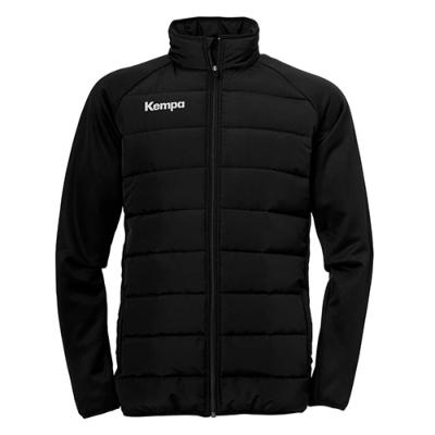ケンパ コア 2.0 パファージャケット ブラック