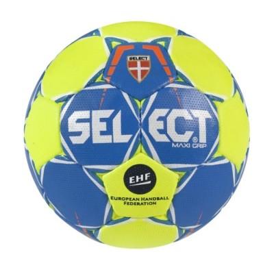 セレクト ハンドボール マックスグリップ2.0 ブルー/イエロー